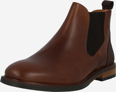 BULLBOXER Chelsea Boots en cognac, Vue avec produit