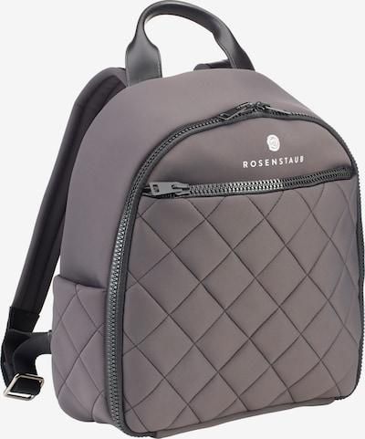 Rosenstaub Rucksack 'TOKIO' Grey in grau, Produktansicht