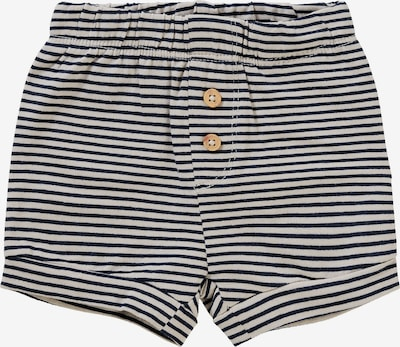 NAME IT Shorts 'Fipan' in saphir / weiß, Produktansicht