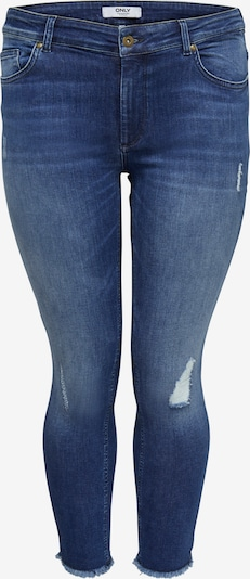 ONLY Carmakoma Jeans 'Willy' in blue denim, Produktansicht