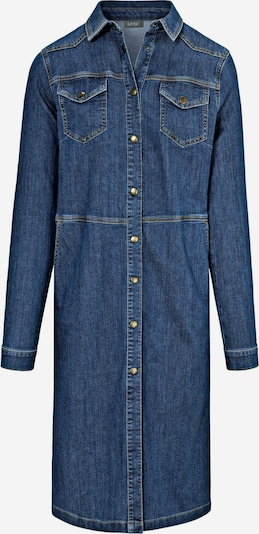 MYBC Kleid Jeanskleid in blue denim, Produktansicht