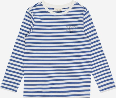OVS Tričko - královská modrá / bílá, Produkt