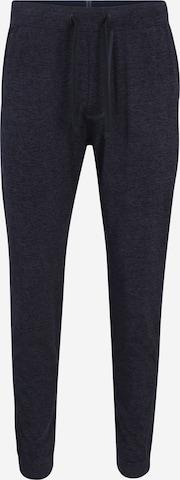 Abercrombie & Fitch Pidžaamapüksid, värv sinine
