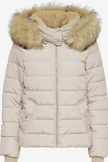 ONLY Zimska jakna 'Camilla' | bež / ecru barva, Prikaz izdelka