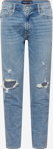Jeans di Abercrombie & Fitch in blu