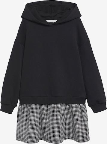 Robe 'Estela' MANGO KIDS en noir