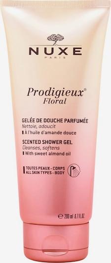 Nuxe Duschgel 'Parfumée Floral' in beige / pink, Produktansicht