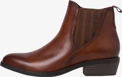 MARCO TOZZI Bottines en marron: Vue de face