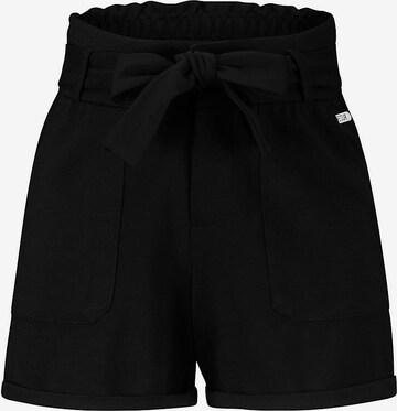 Retour Jeans Shorts 'Doutzen' in Schwarz