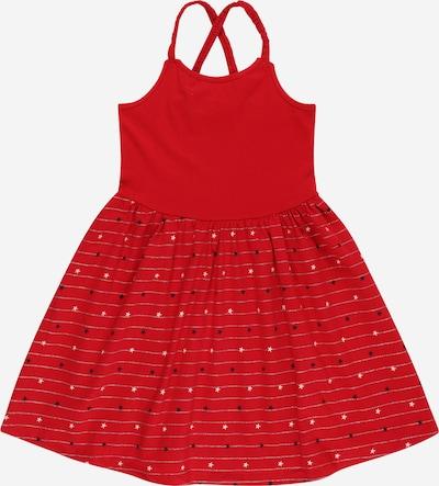 OVS Robe en rouge / noir / blanc, Vue avec produit