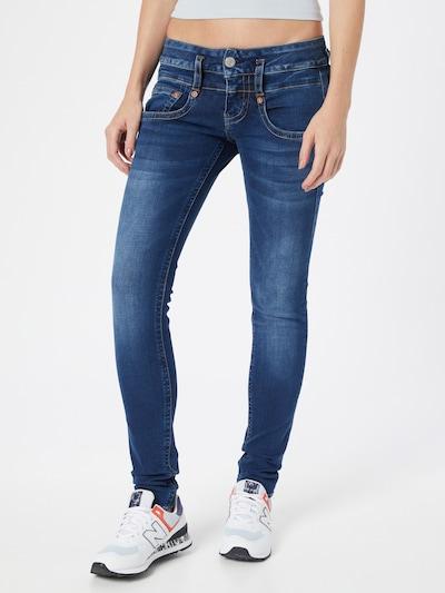 Jeans 'Pitch' Herrlicher pe albastru denim, Vizualizare model