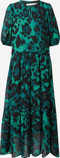 InWear Blūžkleita 'Yasmeen', krāsa - smaragda / melns, Preces skats