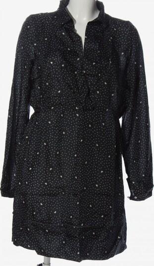 byTiMo Hemdblusenkleid in L in schwarz / weiß, Produktansicht
