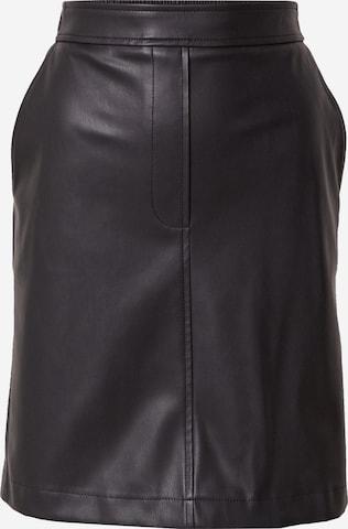 BOSS Casual Skirt 'Veruna' in Black