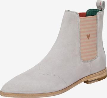 Crickit Chelsea Boots 'Alyssa' in Grau