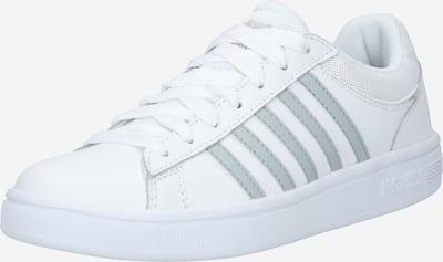 K-SWISS Zapatillas deportivas bajas 'Court Winston' en gris / blanco, Vista del producto