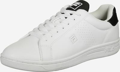 FILA Zemie brīvā laika apavi 'Crosscourt 2 NT', krāsa - melns / balts, Preces skats
