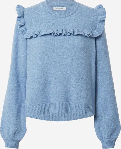 Pullover 'Milo' NUÉ NOTES di colore blu chiaro, Visualizzazione prodotti