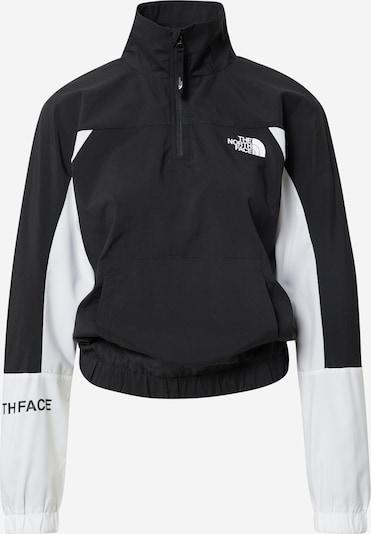 THE NORTH FACE Sportjacke en noir / blanc, Vue avec produit