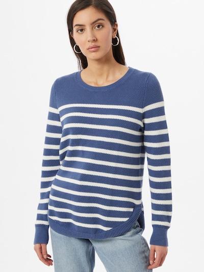 GAP Pullover i himmelblå / hvid, Modelvisning