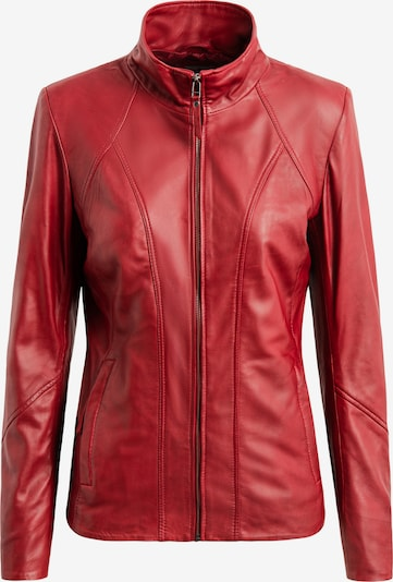 Molltan Jacke 'Sofie' in rot, Produktansicht
