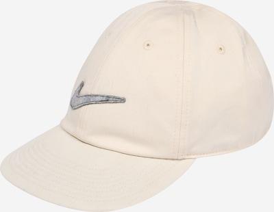 Nike Sportswear Cap 'Heritage' in hellbeige / basaltgrau, Produktansicht