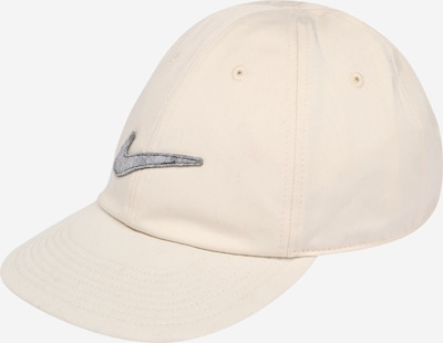 Nike Sportswear Casquette 'Heritage' en beige clair / gris basalte, Vue avec produit