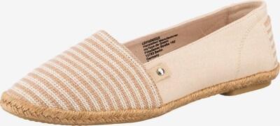 ambellis Schuh in sand / weiß, Produktansicht