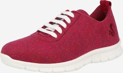 thies Zapatillas deportivas bajas en granadina / blanco, Vista del producto