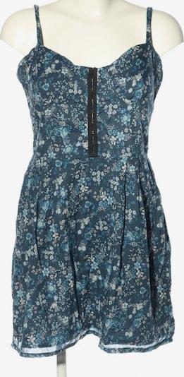 Castro Dress in XL in Blue / Black / White, Item view