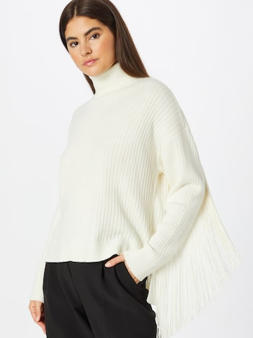 Twinset Sweter 'DOLCE VITA' w kolorze biały