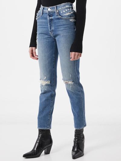 Jeans 'The Trickster' MOTHER pe denim albastru, Vizualizare model