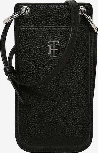 TOMMY HILFIGER Smartphone case 'Essence' in black, Item view