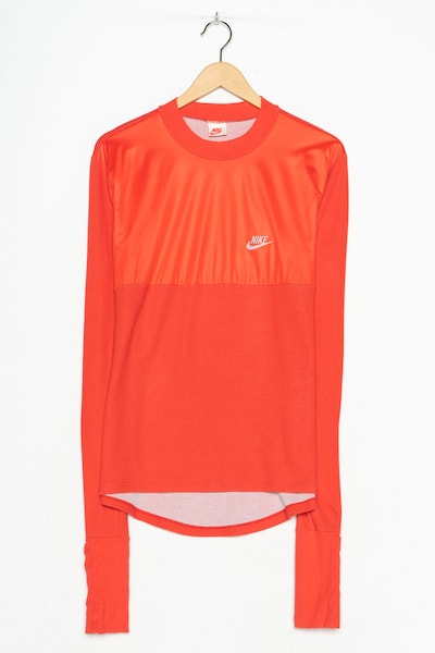 NIKE Sweatshirt in M-L in rot, Produktansicht