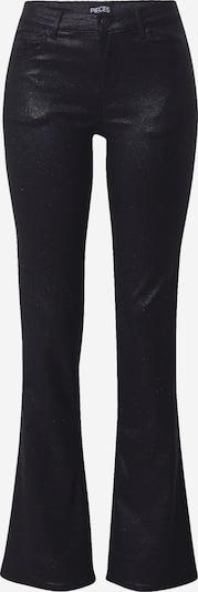 PIECES Pantalon 'Kin' en noir, Vue avec produit