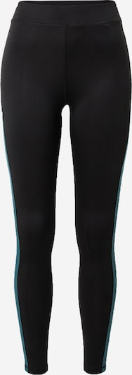 ONLY PLAY Leggings 'FEI' in petrol / schwarz, Produktansicht