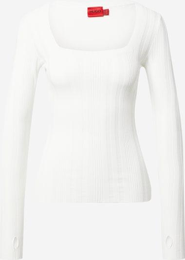 HUGO Pullover 'Steffany' in offwhite, Produktansicht