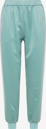 Pantaloni RISA di colore grigio chiaro / menta, Visualizzazione prodotti