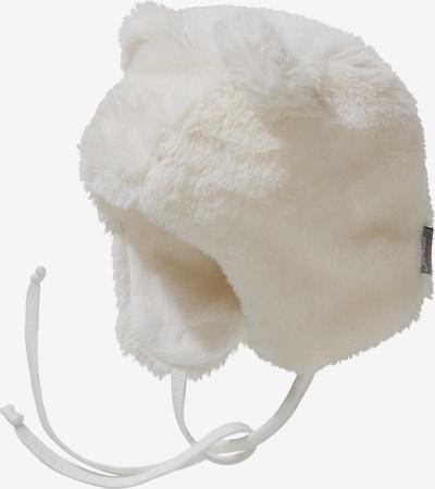 STERNTALER Mütze in creme, Produktansicht