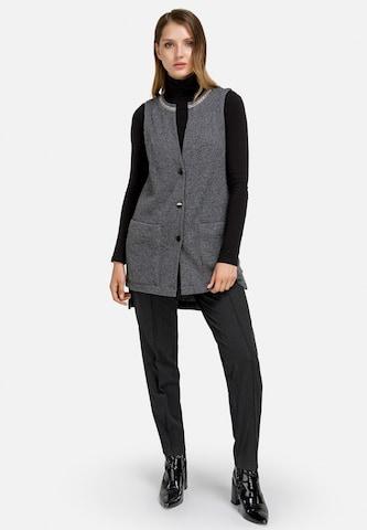 HELMIDGE Vest in Grey