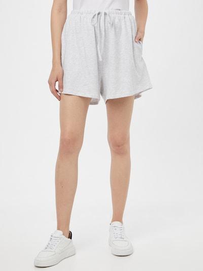 Cotton On Pantalon 'JOSIE' en gris clair: Vue de face
