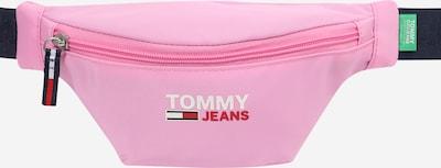 Tommy Jeans Jostas soma 'CAMPUS', krāsa - piparmētru / gaiši rozā / sarkans / melns / balts, Preces skats