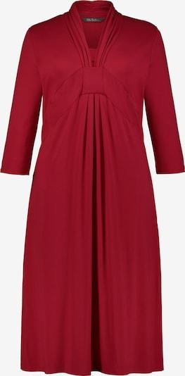 Ulla Popken Kleid in rot, Produktansicht