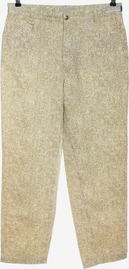 LA STRADA Stoffhose in XL in braun / wollweiß, Produktansicht