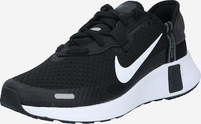 Nike Sportswear Matalavartiset tennarit 'Reposto' värissä musta / valkoinen, Tuotenäkymä