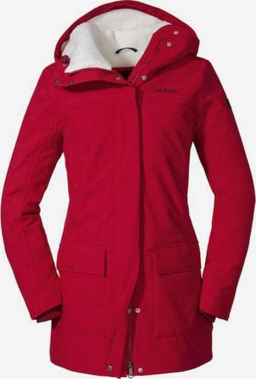 Schöffel Mantel in hellrot, Produktansicht