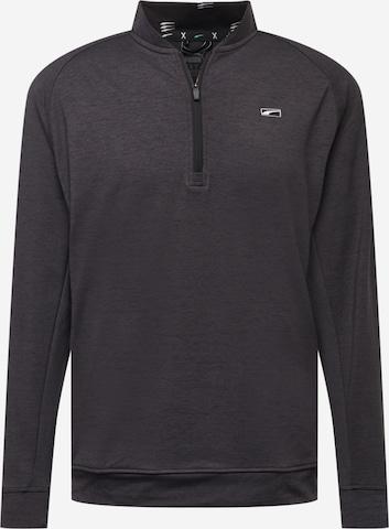 melns PUMA Sportiska tipa džemperis
