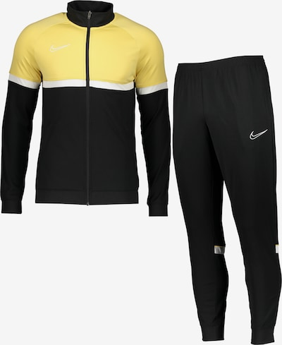 NIKE Tracksuit in Yellow / Grey / Black / White, Item view