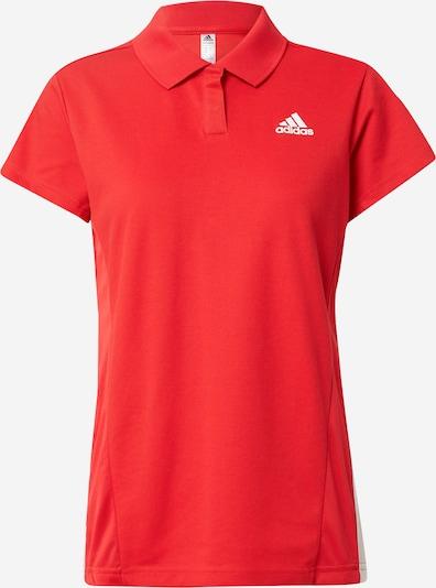 ADIDAS PERFORMANCE Funkčné tričko - červená / biela, Produkt