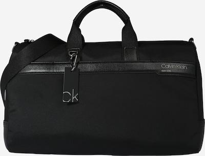 Calvin Klein Bolsa de fin de semana en negro, Vista del producto
